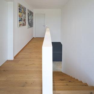Couloir moderne Munich : Photos et idées déco de couloirs
