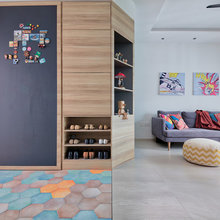 11 HDB Flats With Entrances That Give a Warm Welcome
