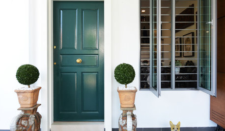 How to Make a Great First Impression With Your Front Door