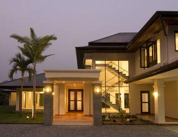 Luxury Villa in Thailand by Kensington House Builders