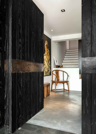 Industrial Entry by Freight Architects