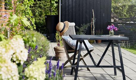 15 danske gårdhaver og terrasser – så hyggeligt kan det blive!