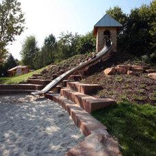 Traditional Landscape by Stefan Laport Landscape Architect IFLA