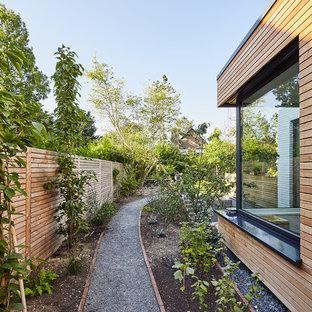 Garten neben dem Haus - Ideen für die Gartengestaltung