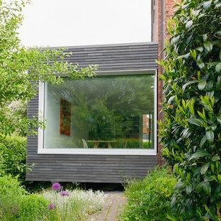 Jardin moderne Hambourg : Photos et idées déco de jardins