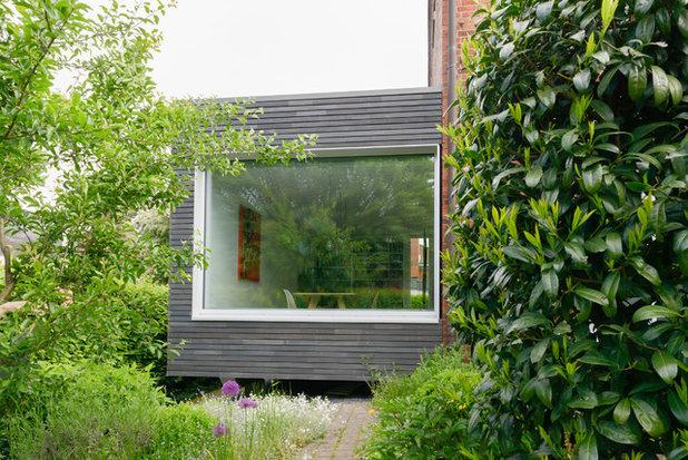 Minimalistisch Garten by Sieckmann Walther Architekten