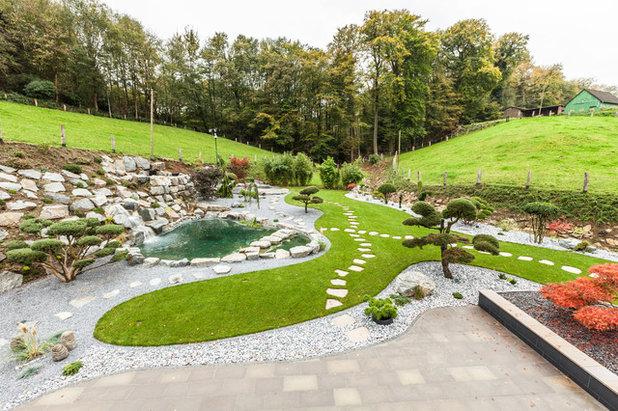 Asiatisch Garten By ONE!CONTACT Planungsbüro GmbH