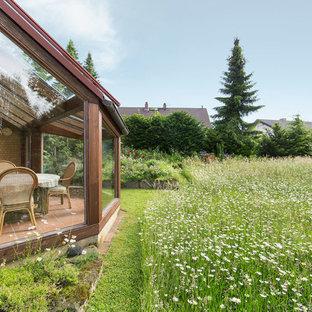 Jardin campagne Stuttgart : Photos et idées déco de jardins
