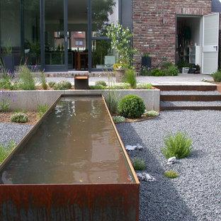 Jardin avec un bassin : Photos et idées déco de jardins
