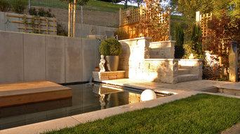 Das Element Wasser in Ihrem Garten