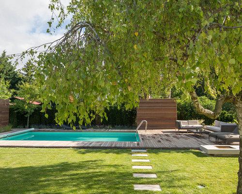 Designer Garten Mit Pool