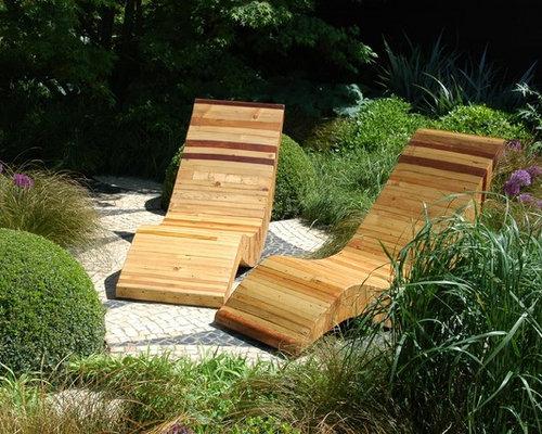 garten - ideen für die gartengestaltung | houzz, Garten Ideen