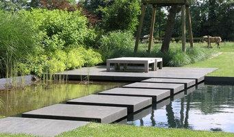 Ein kontemplativer Garten