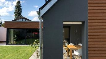 Einfamilienhaus - Umbau und Sanierung