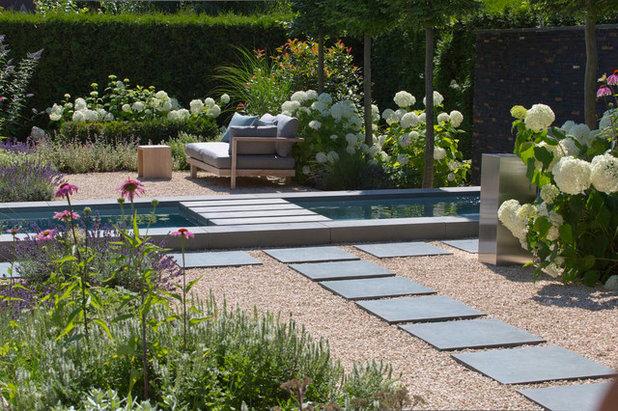 Modern Garten by Daldrup Gärtner von Eden