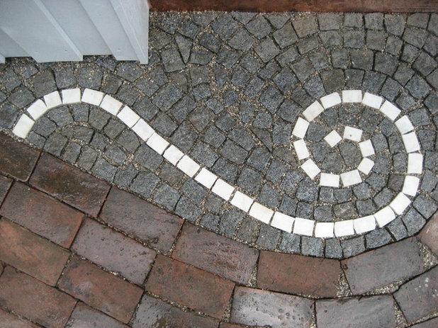 Eklektisch Garten by Anja Winnes / ao gartengestaltung