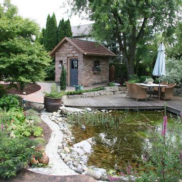 Garten- und Schwimmteiche für den Naturgenuss Zuhause