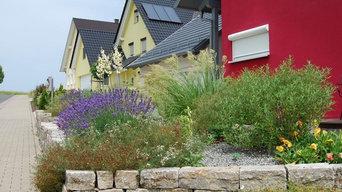 Gartenbau Impressionen