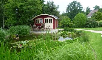 Gartengestaltung Beispiel Teichgarten