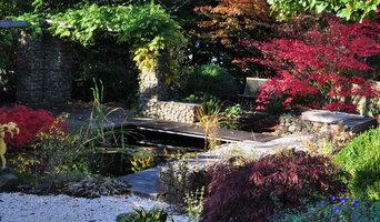 Gartenimpressionen im Herbst