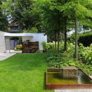 Jardin contemporain Berlin : Photos et idées déco de jardins