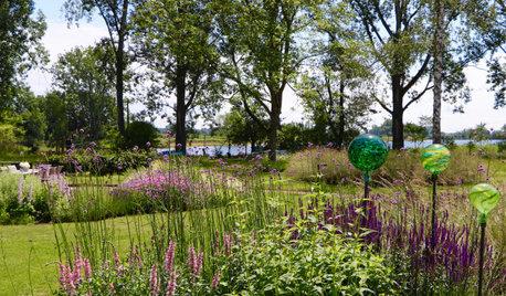3 Gestaltungsansätze für einen Garten am See