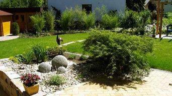 Hausgarten Bsp. 1