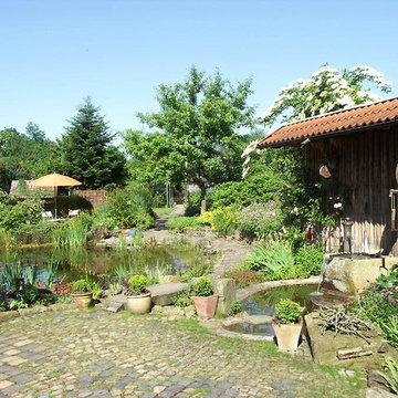 Hausgarten Bsp. 3