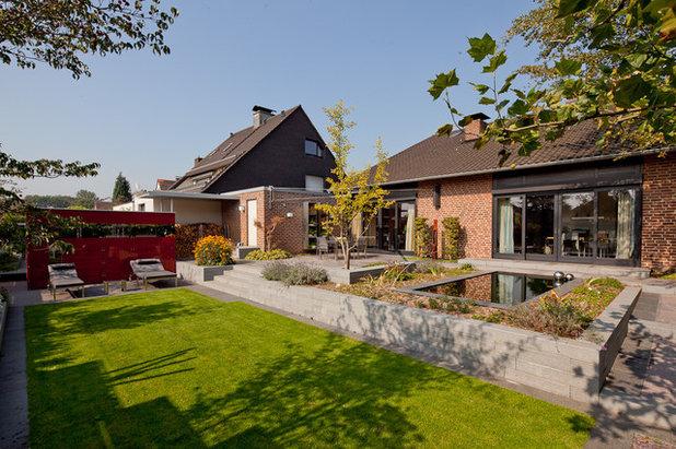 Modern Garten by Planungsbüro Kemper