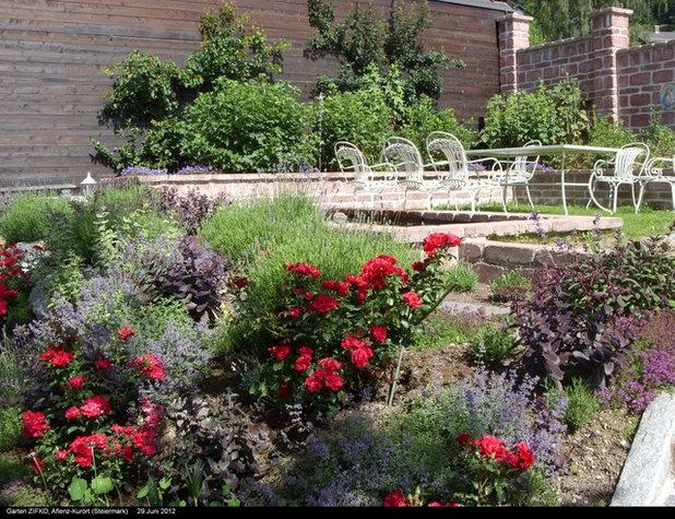 Landhausstil Garten by KAISER + KAISER - Visionen für Freiräume GbR