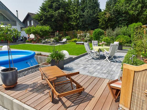 Modern Garten by Bloemen – Landschaftsbau & Gartenpflege