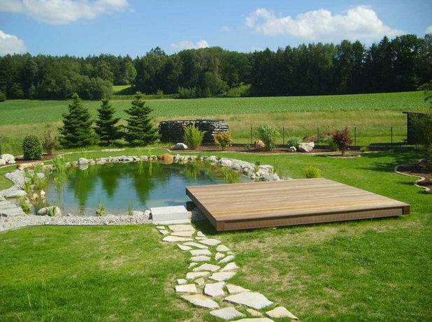 AuBergewohnlich Gartenteich Anlegen: Tipps Für Die Bepflanzung U0026  Gestaltung