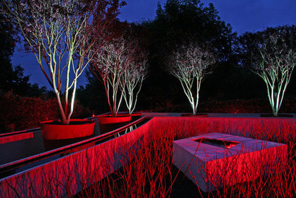 contemporary landscape by Stefan Laport Landscape Architect IFLA