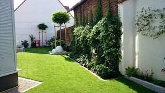Innenhof - Garten