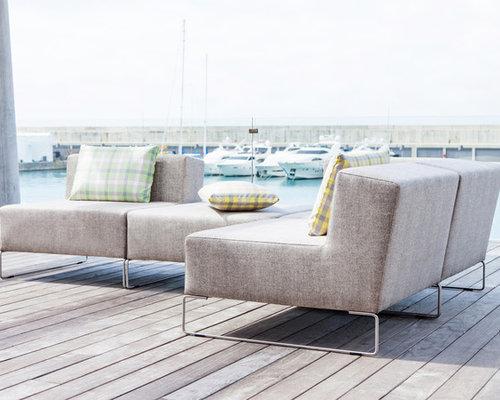 Wetterfeste Lounge-Gartenmöbel von april furniture