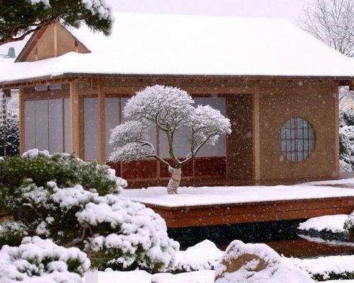 Japanisches teehaus gartenhaus zwenkau - Japanisches gartenhaus ...
