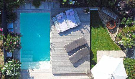 12 Ideen für einen Outdoor-Bereich wie am Meer