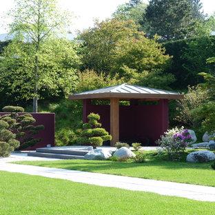 Inspiration för asiatiska trädgårdar