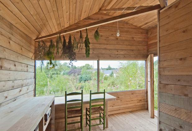 Weltenbummler: 12 Kreative Gartenhäuser Zwischen Aachen Und Tokio
