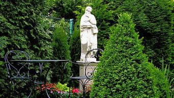 Kundenstory: Skulpturen im Garten