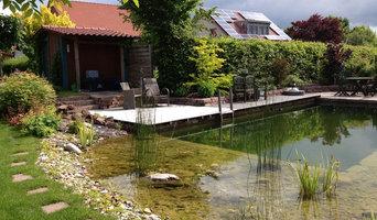 Landhausstil Garten