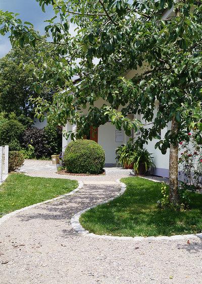 11 tipps f r das design sch ner terrassen und gartenwege for Gartengestaltung john