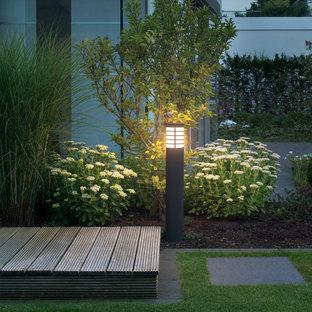 Jardin contemporain Dortmund : Photos et idées déco de jardins