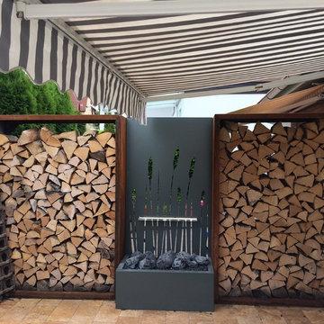 LIGUNA Holzlager