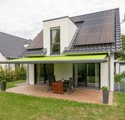 Markise haus heim und erfahrungen Firma Heim