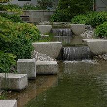 Wasser im Freiraum