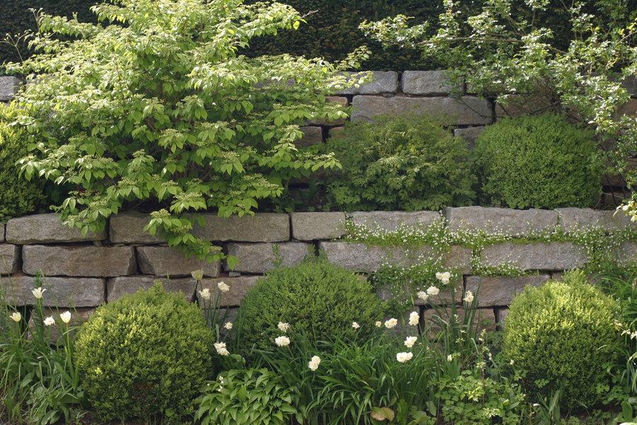 Mauern-Stein-Wasser