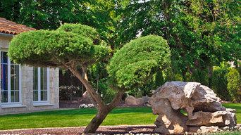 Mediterrane Gärten