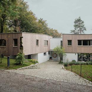 Mittelgroßer Moderner Garten in München