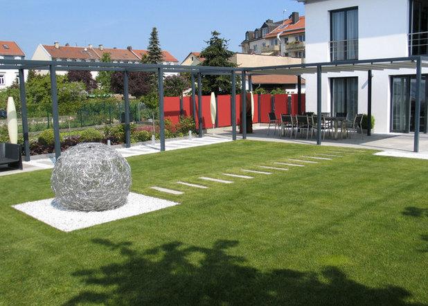 Modern Garten by Gärten fürs Leben
